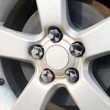52c2bf6dad6 Color My Life 20Pcs Set Car Wheel Nuts Covers For Chevrolet Cruze Sedan  Hatchback 2009 - 2015 Malibu Trax 2012 - 2017