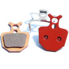 3 Pairs Cycling Mountain Bicycle Red Sintered Disc Brake Pad for AVID Elixir/ Formula Oro/ Disc Brake Bicycle parts
