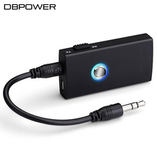 Wireless Bluetooth3.0 A2DP Music Stereo Dongle Adapter for TV MP3 PC Transmitter&Receiver Portable Mini 2-In-1 Audio Streaming