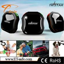 GPS/GSM tracking system for pet,Dogs Via GPRS GSM On Mobile phone Tracking Device without Original Box