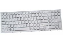 New Keyboard for Sony Vaio VPC-EB VPCEB VPC EB WHITE frame 148792821 US English Layout(China)