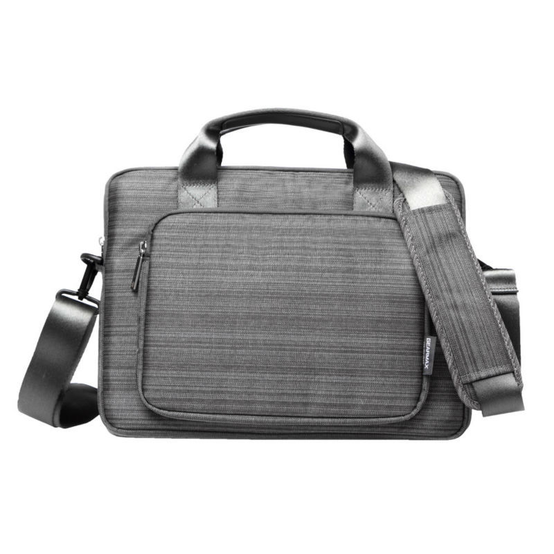 2017 New Gearmax Brand Mens Travel Bags Denim Laptop Bag Briefcase BOLSA PARA NOTEBOOK Briefcase For Macbook Pro Free Shipping<br><br>Aliexpress