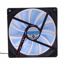 High Quality Computer Gadgets 12V 4Pin 140mm Brushless Computer CPU Cooling Fan Small Cooling Fan Sleeve Bearing Heat Sink