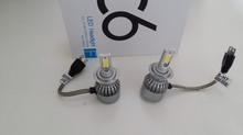 FREE SHIPPING, CHEAPEST DLAND C6 G3 AUTO LED BULB KIT LIGHTS 72W 7600LM, LED LAMP WITH IP68 H1 H3 H4 H7 9006 9005 H8 H10 H11 H13