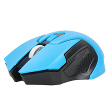 Brand Gaming Mouse 2.4GHz Mice Optical Mouse Cordless USB 2.0 Receiver PC Computer Mouse Wireless For Laptop /windows/Mac