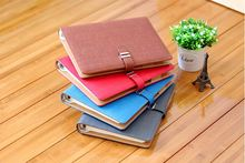 Advanced Business Notebook PU Buckle With Loose - Leaf 17.5*23.3CM 90 Sheets