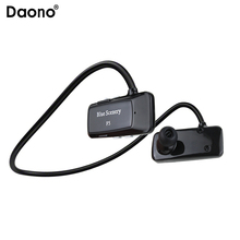 Buy Daono F5 Wireless Headphones Bluetooth Headset Sport Music Stereo Earphones+Micro SD Card Slot+FM Radio iphone Huawei XiaoMi for $8.36 in AliExpress store