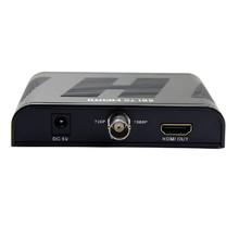 5V SDI To HDMI Video Converter SD-SDI HD-SDI 3G-SDI to HDMI Adapter 720p 1080p With a US Plug Power Adapter with High Quality