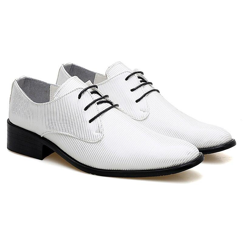 designer striped shoes men luxury brand fashion camouflage italian pointed male footwear designer man dress oxford shoes for men (2)