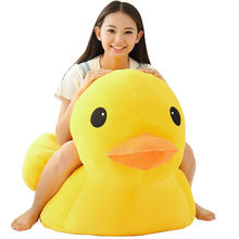 20cm Rubber Duck Hongkong Big Yellow Duck doll plush toy doll female birthday gift children gift Free Shipping