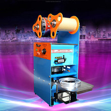 ET-D9 Manual Plastic /paper Cup sealing machine ,bubble tea/coffee/juice cup sealing machine,manual cup sealer for milk tea shop