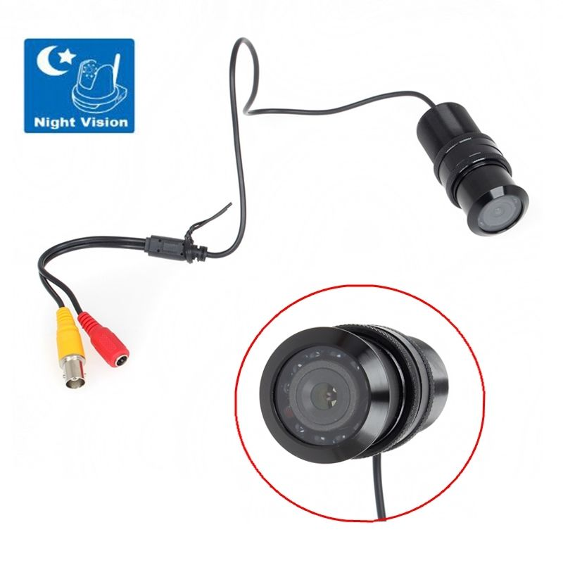 Free Shipping!1/3 CCD 420TVL Color Door Peephole Viewer Security Camera w/3.6mm Lens BNC<br><br>Aliexpress