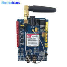 SIM900 850/900/1800/1900 MHz GPRS/GSM Development Board Module Kit For Arduino(China)