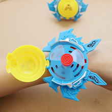 1pc High Quality Cute New Watch Fan Fun Games Toys Watch Model Kids Educational Christmas Birthday Toy for Children Color Random(China)