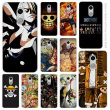Hot Sale One Piece strong world Clear Cover Case Coque for Xiaomi Redmi Mi Note 3 3s 4 4A 4X 5 5S 5C 6 Pro(China)