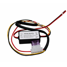 New DRL Controller Auto Car LED Daytime Running Light Relay Harness Dimmer On/Off 12-18V Fog Light Controller(China)