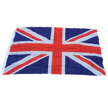 Big Sale!! United Kingdom National Flag The World Cup Olympic Game Union Jack UK British Flag England Country Flags Banner(China)