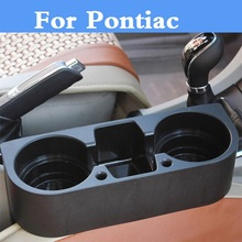Multifunctional Car water Cup phone Holders Portable container For Pontiac Grand Prix GTO Solstice Sunfire Torrent(China)