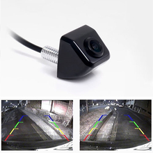 Wire Blk Car Rear View CCD 170 degree  Front&Back View Forward Camera Reverse Backup Parking Russian USA native ship
