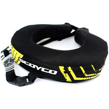 Scoyco N02B Auto Racing Motorcycle Neck Brace Support Motocross Off Road Automobile Sportswear Protective Safety Gear(China)