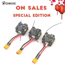 Special Edition Eachine Minicube Flytower 20x20mm Compatible for Frsky for Flysky for DSM RX Receiver F3 Flight Controller ESC