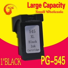 PG545 Catridge Black for Canon MG2500 MG2550 MG2450 MG 2550 2450 Cartridge Ink Pixma printer Ink cartridge PG 545 ip545(China)