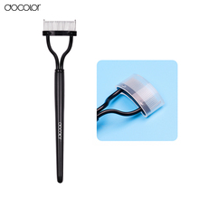 docolor New Arrival Make up Mascara Guide Applicator Eyelash Comb Eyebrow Brush Curler Beauty Essential Tool Free Shipping!(China)
