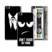 New Arrived Dark For Men's Style Perfect Design Phone Case For BQ Aquaris M5 Case Cover For BQ M5+Free Stylus