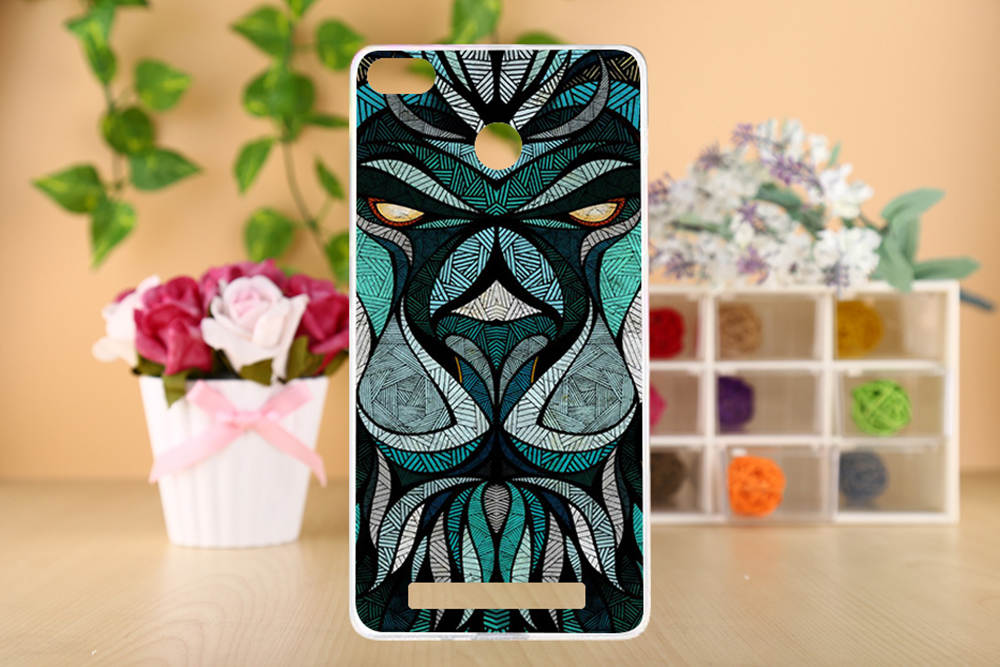 AKABEILA Cell Phone Skins Cases For Xiaomi Redmi 3X 5.0″ Hard Plastic & Soft TPU Case Painting Fashion Cool Phone Shells  Covers