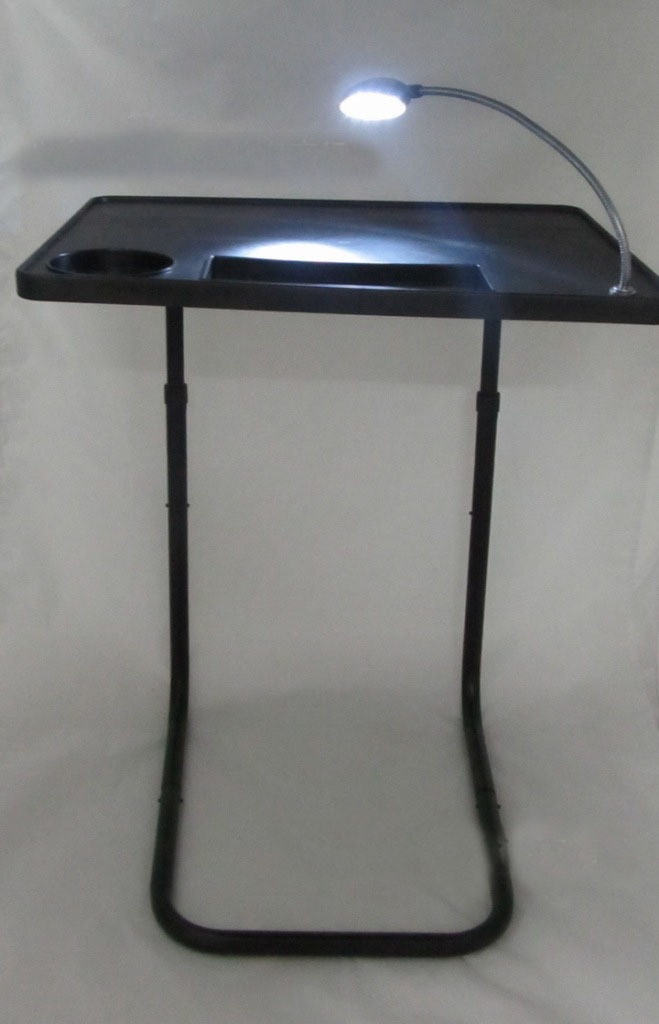 42*31CM Folding Bedside Table Multifunction Portable Laptop Desk <br>