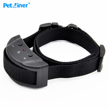 Petrainer 853 Dog Training Collar Anti Bark Electric Shock for Pet Automatic Adjustable Trainer Necklace