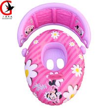 Baby Inflatable seat Swimming Ring Float Baby Swimming Children Swim Trainer Boy Girl Swimming Pool Toy1-5 years old LL-S151