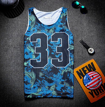 2017 Men 3d Basketball Jersey Sets Uniforms Kits Adult Sports Shirts Clothing Breathable Basketball Jerseys Shorts Diy Custom(China)