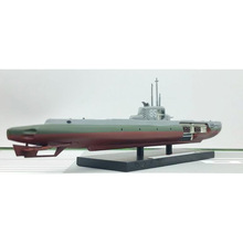 ATLAS World War II 1941 Poland Orzel Submarine Model 1/350 Scale Diecast Finished Alloy Toy For Collect Gift
