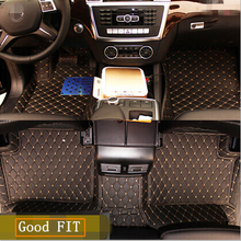 Good carpets! Custom special car floor mats for New KIA Optima 2017 waterproof durable carpets for Optima 2016,Free shipping(China)
