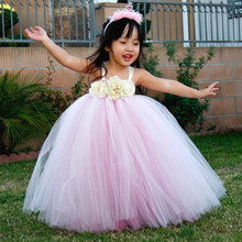 summer 2017 kids clothes girls nightgown flower girl kids toddler baby dress clothing ball gowns for little girls