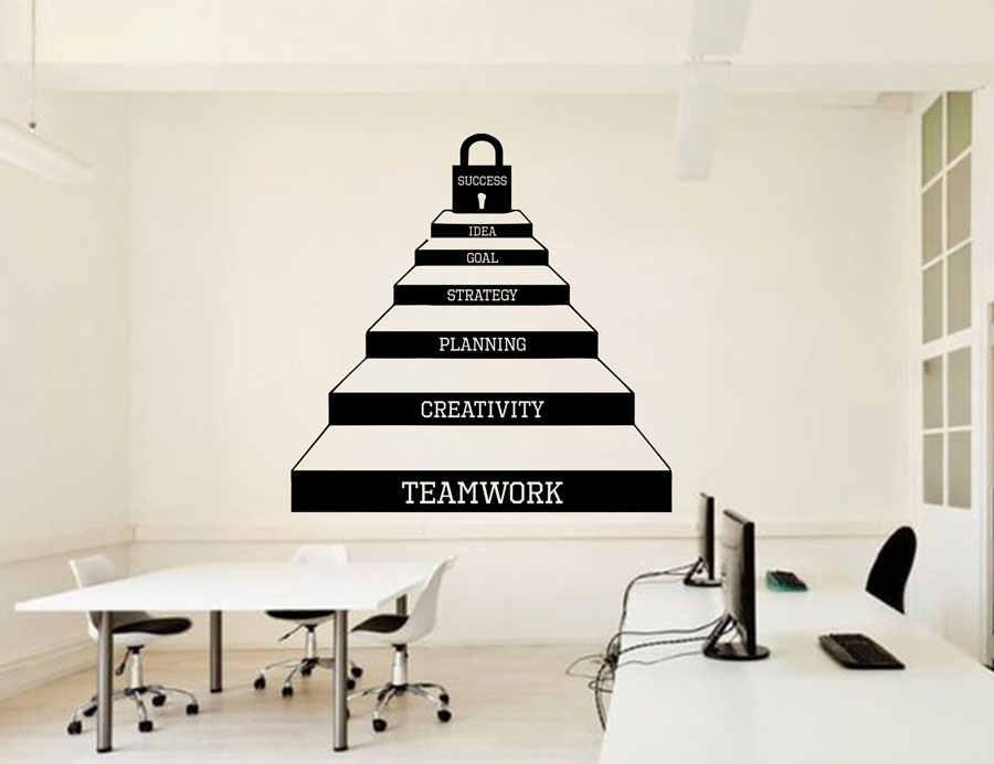Detail Feedback Questions About Key To Success Stairs Art Decal Cool