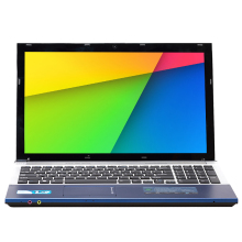 ZEUSLAP 15.6inch Intel Core i7 CPU 8GB+64GB+750GB 1920*1080P FHD WIFI Bluetooth DVD-ROM Windows 7/10 Laptop Notebook Computer(China)
