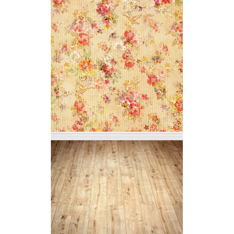 photography background for photo studio  vinyl Digital Printing cloth Floral backdrops 150X250cm F-2079<br><br>Aliexpress
