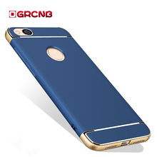 Fashion cases For Xiaomi Redmi 4X case cover Luxury 360 Degree Protection Matte Hard PC Phone case For Redmi 4X Pro Phone shell