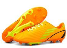 BAOBU High quality Men Football Sneakers Children 2018 New FG Soccer Cleats Boys/Girls Grass training shoe Unisex football shoes