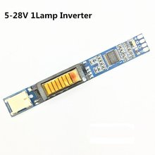 20pcs/lot new Design LAPTOP/NOTEBOOK LCD inverter,CCFL LAMP 5V-28V Universal Inverter for laptop(China)
