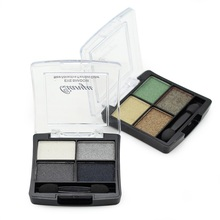 Hot Glitter Eyeshadow Palette Natural Cosmetics Naked Makeup Shining Eye Shadow With Brush