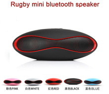 7 colors X6 Mini Portable Speaker Wireless Bluetooth Speakers FM with Strong Bass Portable Audio Player Support TF Card gift