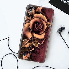 Cases for LG X Style XStyle K200DS Softlyfit Coque Soft Gel TPU Mobile Phone Cover Case Accessory Cellphone Fundas Caqa(China)