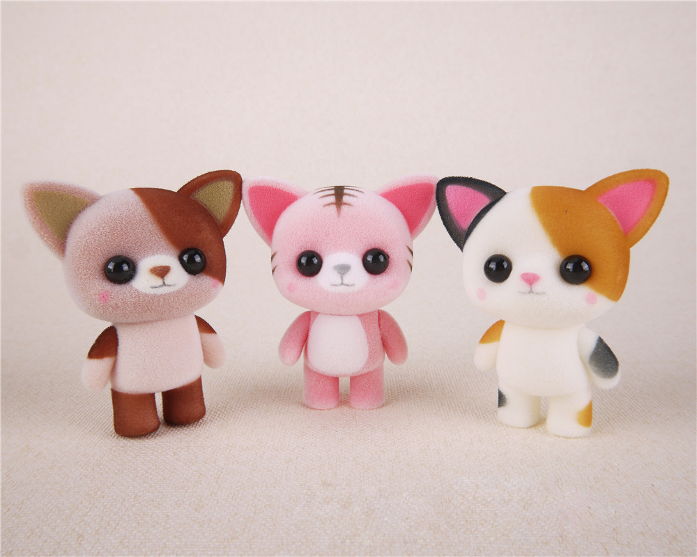 Kawaii-Mini-Cats-Decoration-Toys-Best-Christmas-Surprise-Gifts-For-Girls-Little-Cute-Flocking-Doll-Toys (5)