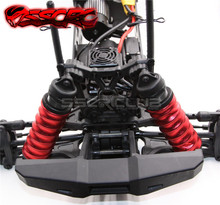 Dust Cover Of Shock Absorber For 1/7 CEN Racing Monster Truck 4pcs RC Car Upgrade Parts do not include  the rc car