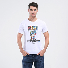 Buy 2017 new fashion 7 colors Hip hop casual summer short men t shirt brand clothing cotton comfortable male t-shirt tshirt men for $8.66 in AliExpress store