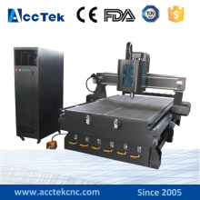 New 1325 cnc router with tool magazine / cnc router for furniture/vacuum t-slot combination table 1325 cnc router