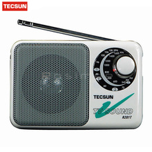 Original Tecsun R-201T Portable AM FM Radio High Sensitivity Pocket Receiver TV Sound 2-5CH Portable Built-In Speaker R201T Hot(China)